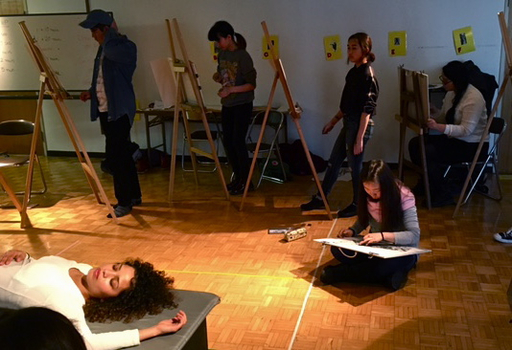 Life Drawing Master Class