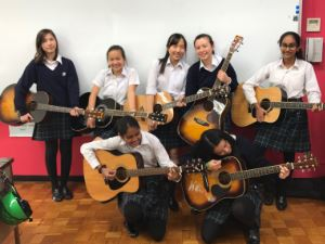 Seisen International School - Guitar