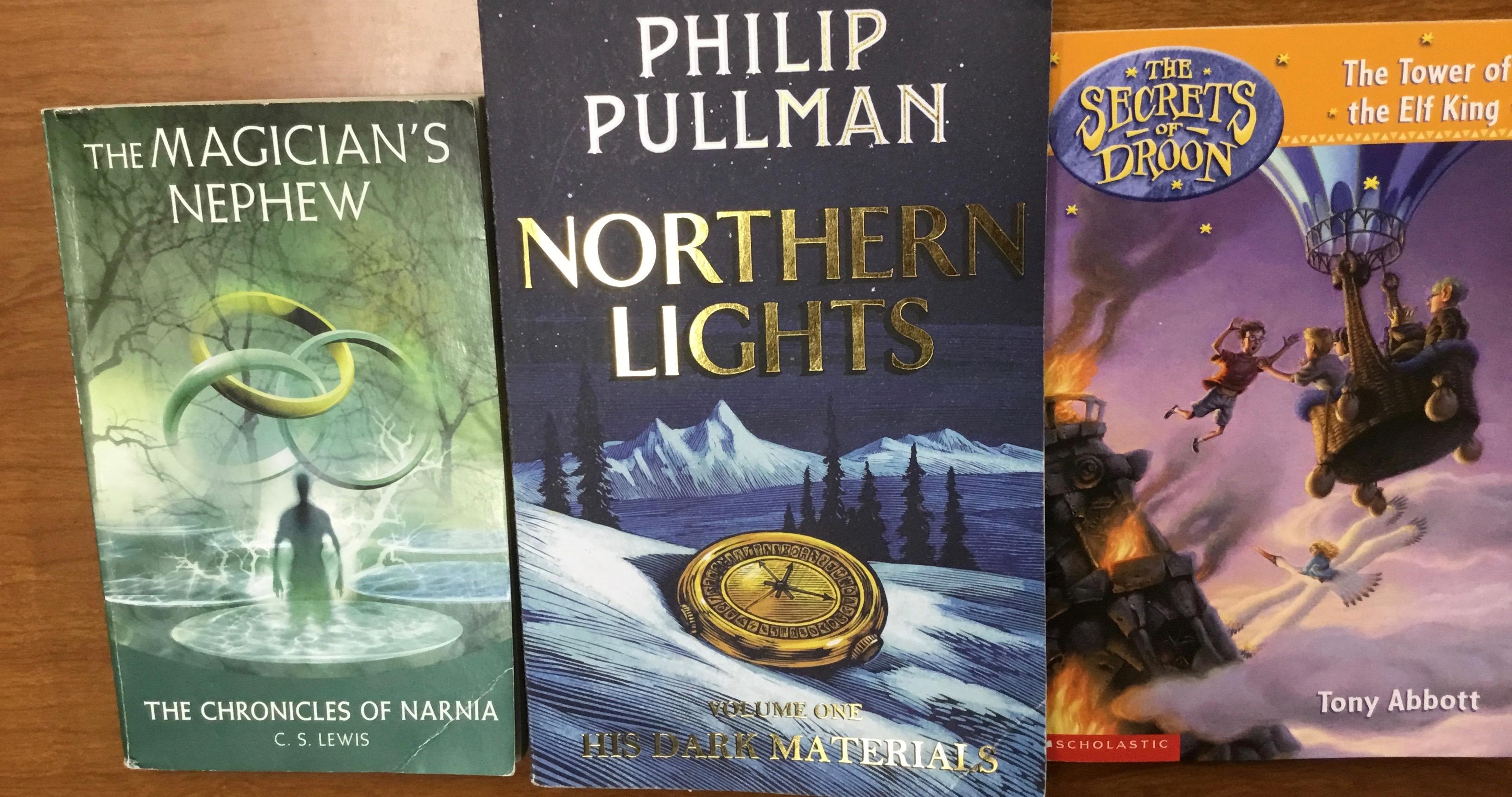 Fantasy Book Clubs Grade 5 Pyp